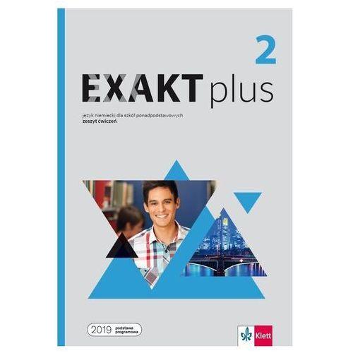 Exakt plus 2. Ćwiczenia + kod dostępu do podręcznika i ćwiczeń interaktywnych - Praca zbiorowa - książka