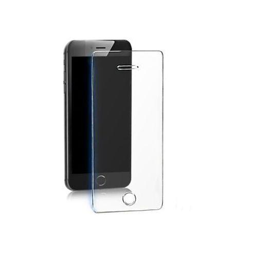 Szkło ochronne hartowane PREMIUM Qoltec HTC U11 | CZARNE (5901878514659)