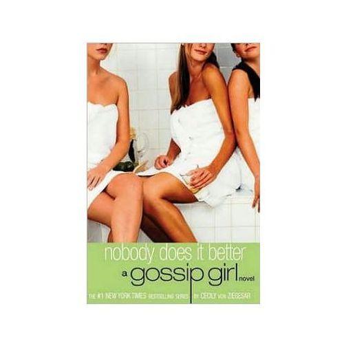 Gossip Girl 7 Nobody Does It Better (9780747576099)