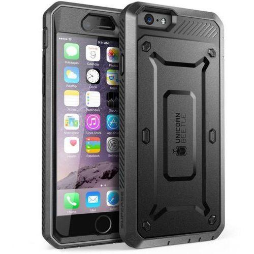 Supcase Unicorn Beetle Pro Black | Obudowa dla modelu Apple iPhone 6 Plus / 6S Plus