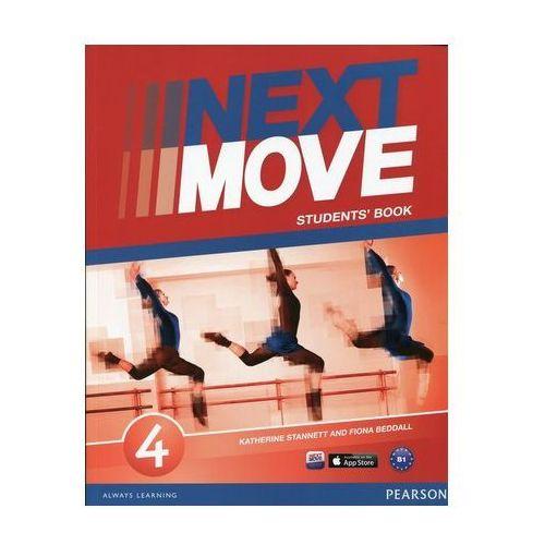 Next Move 4. Gimnazjum. Język angielski.Podręcznik Beddall Fiona, Stannett Katherine