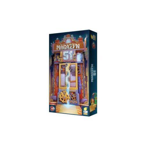 Magazyn 51. gra planszowa marki Games factory publishing