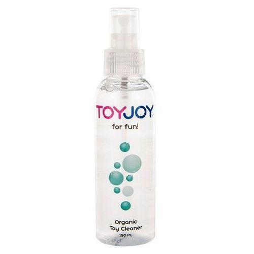 Organiczny płyn do mycia akcesoriów organic toy cleaner 150 ml 063854 marki Toy joy