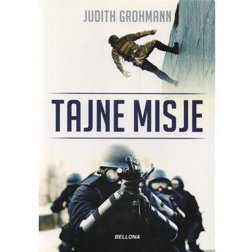 Tajne misje, Judith Grohmann