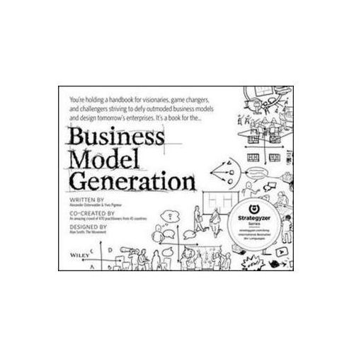 Business Model Generation (288 str.)