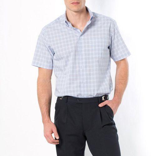 Koszula z długim rękawem, popelina 100% bawełny, rozmiar 1 i 2 - sprawdź w La Redoute