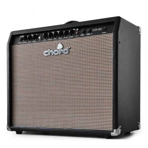 E-wzmacniacz gitarowy Chord CG-60 30cm Drive Reverb FX