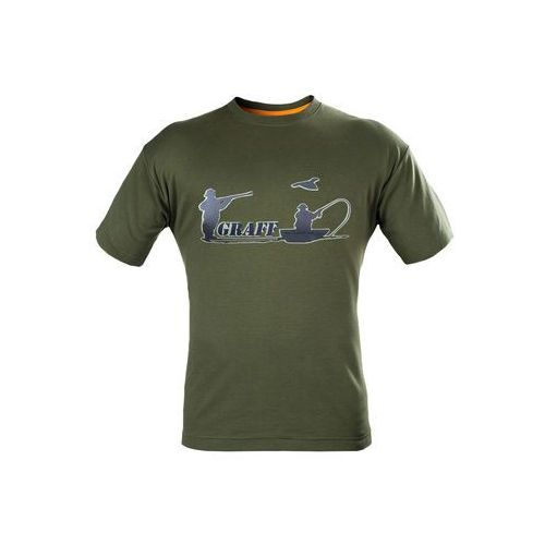 koszulka t-shirt graff 957-OL-1 OLIWKA L