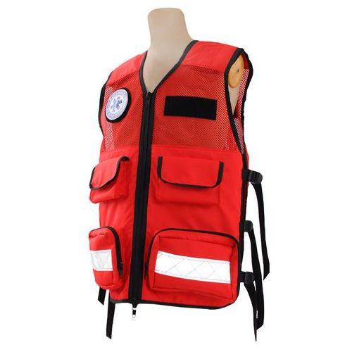 Kamizelka ratownika medycznego KM-02 (odzież medyczna)