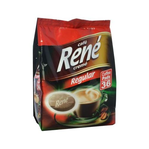 Kawa palona Rene Regular Roast 252 g (36 saszetek), 2238