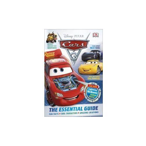 Disney Pixar Cars 3 The Essential Guide, Dk