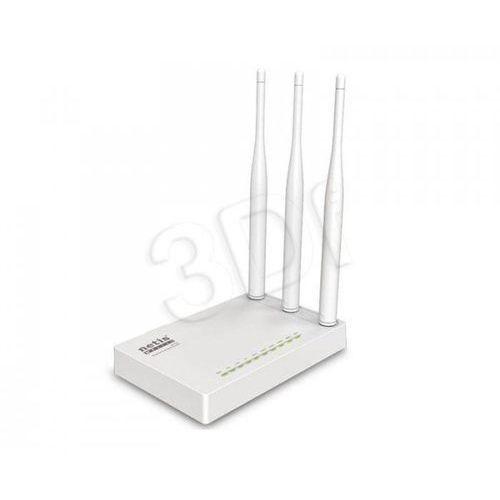 NETIS ROUTER WIFI AC/750 DUAL BAND DSL+4 LAN 4 ANTENY WF2710 z kategorii Routery i modemy ADSL