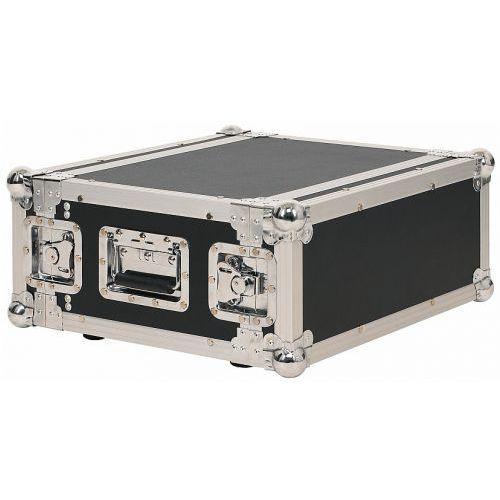 rc 24114 b futerał flight case 19′′ do urządzeń typu rack, max gł. 34 cm, max wys. 19 cm marki Rockcase