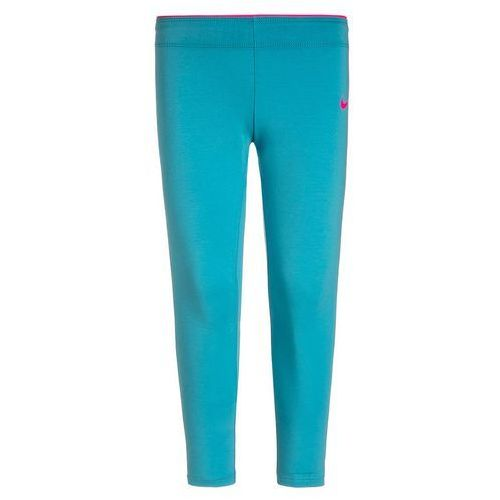 Nike Performance CLUB Legginsy omega blue/hyper pink - oferta [15fee80cf122467c]