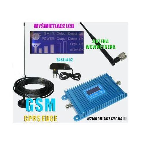 Profesjonalny wzmacniacz zasięgu gsm (350m2). marki Gsm accessories co.