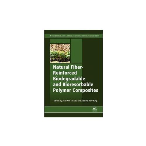 Natural Fiber-Reinforced Biodegradable and Bioresorbable Polymer Composites