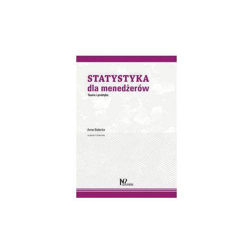 Statystyka dla menedżerów Teoria i praktyka (506 str.)