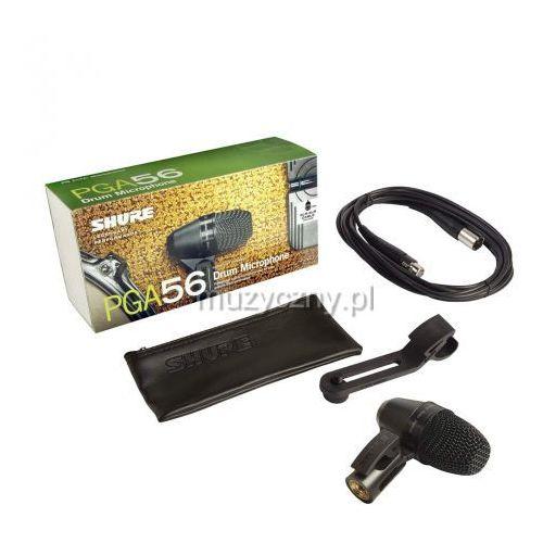 pga56 xlr mikrofon dynamiczny marki Shure