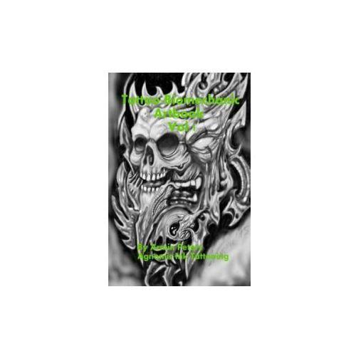 Tattoo-Biomechanic Artbook Vol.1 (9783738640724)