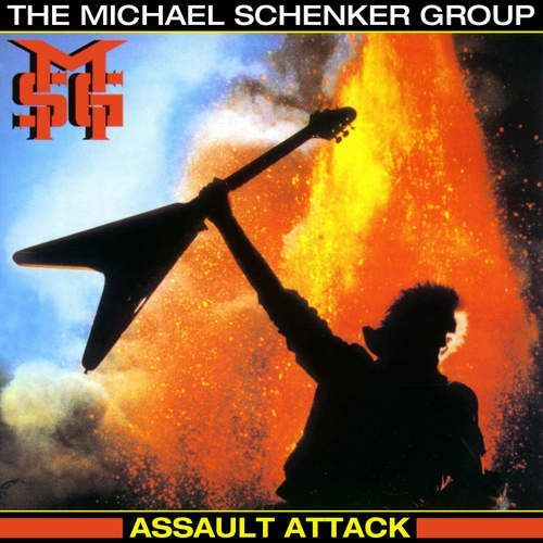 Assault attack-remaster marki Parlophone music poland