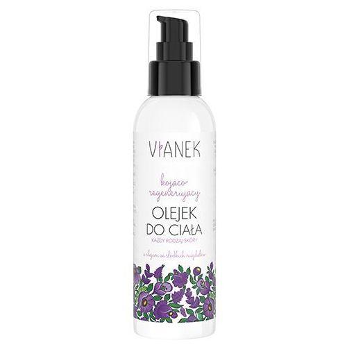 Kojąco-regenerujący olejek do ciała - Vianek