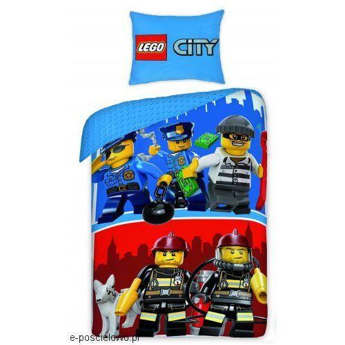 Pościel Lego CITY - oferta [d570e9024132e7f8]
