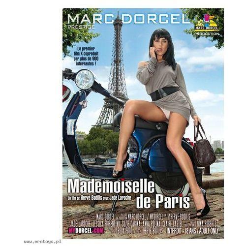DVD Marc Dorcel - Mademoiselle de Paris (3393600803018)