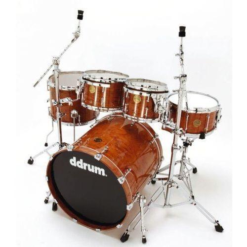 dios b bubinga - akustyczny zestaw perkusyjny marki Ddrum