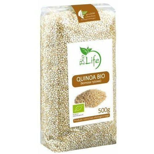 Biolife 500g quinoa ekologiczna komosa ryżowa bio (5901785340778)