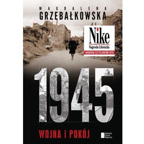 1945. Wojna i pokój - Dostawa zamówienia do jednej ze 170 księgarni Matras za DARMO (2015)