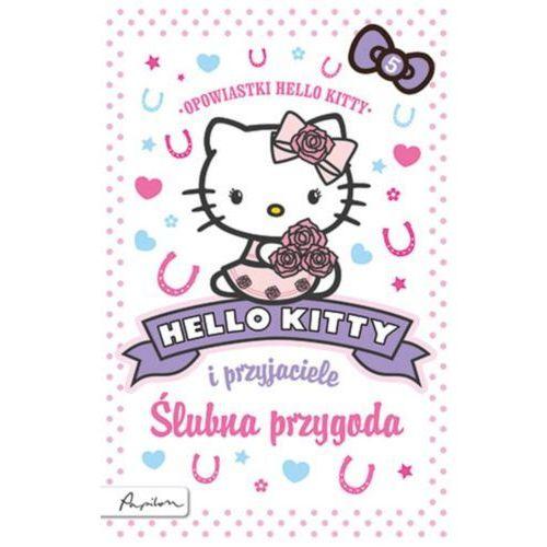 Hello kitty i przyjaciele ślubna przygoda marki Papilon