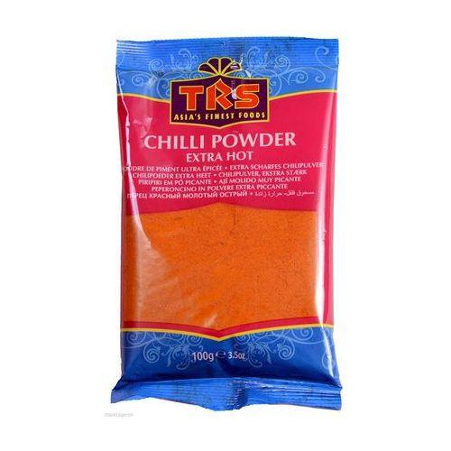 Trs Chilli proszek ekstra ostra (chilli powder extra hot) 100 gram (5017689001360)