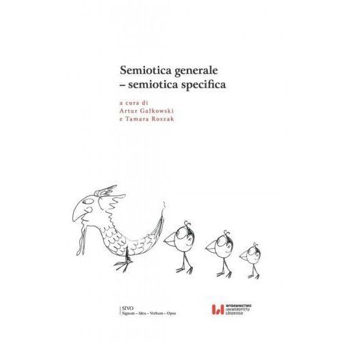 Semiotica generale semiotica specifica