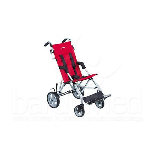 Wózek inwalidzki dziecięcy spacerowy Patron Corzo X-Country szer. 34 - oferta (e53d427537e5d27d)