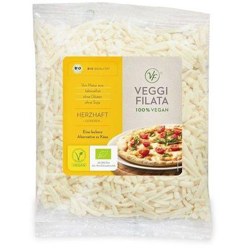 Veggie filata (sery wegańskie) Produkt wegański a la ser tarty (6mm) bio 200 g - veggie filata (4260007663257)