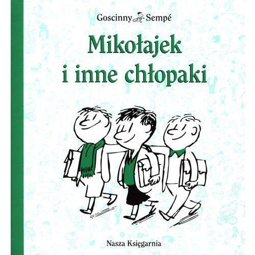 Mikołajek i inne chłopaki. Wydanie 2014 rok. (9788310127006)