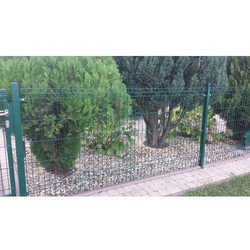 Panel ogrodzeniowy ocynkowany +zielony 2W-1000 wys. ze sklepu Siatki Janowski