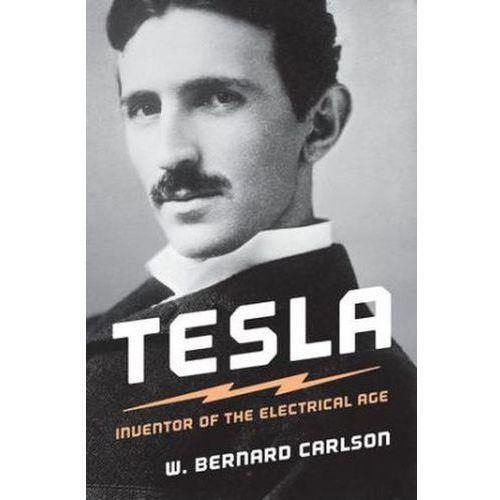 Kniha Tesla, Carlson, W. Bernard