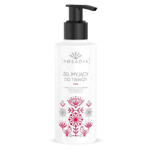 Sylveco Rosadia żel do mycia twarzy 150ml