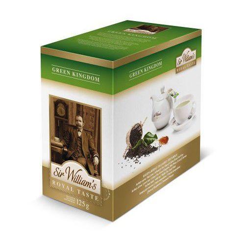 Herbata royal taste green kingdom 50 marki Sir william's