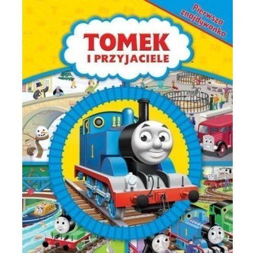 Tomek i przyjaciele. Pierwsza znajdywanka, praca zbiorowa