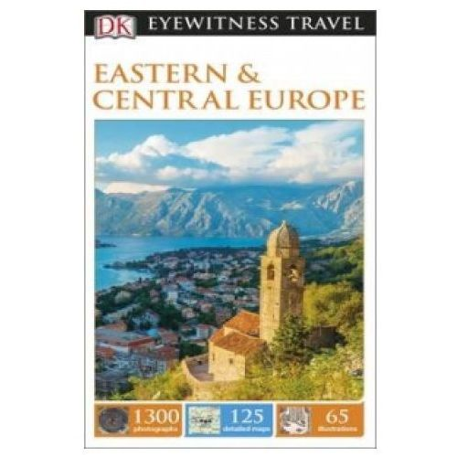 DK Eyewitness Eastern and Central Europe