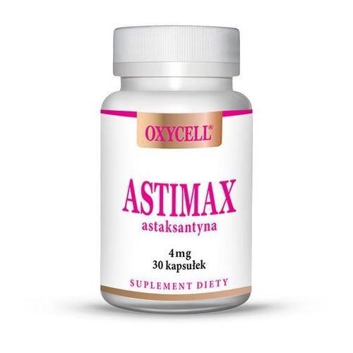 Astimax Astaksantyna 4mg 30 kapsułek OXYCELL