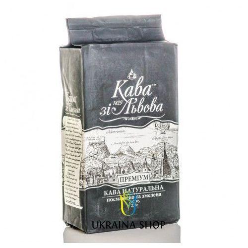 Kava zi lvova Kawa ze lwowa premium, 225 g