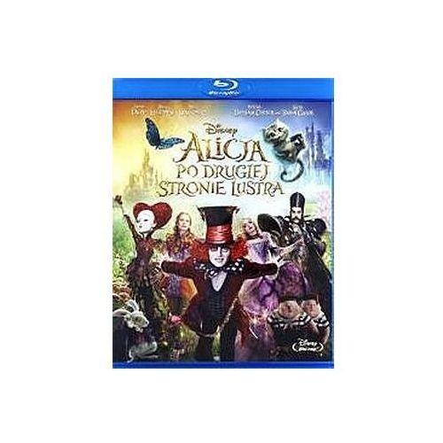 Alicja po drugiej stronie lustra (Blu-Ray) - James Bobin (7321917505932)