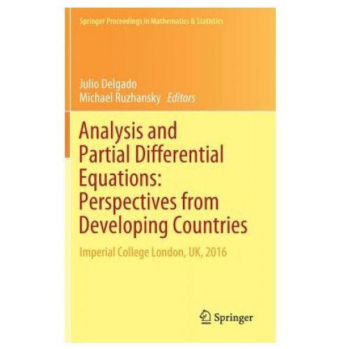 Analysis and Partial Differential Equations: Perspectives from Developing Countries (9783030056568)