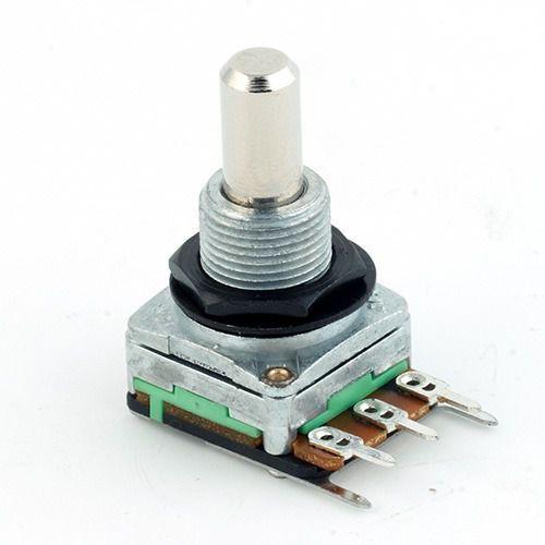 Mec 16 mm potencjometr gitarowy tone f lh instrument mono 05c 250 k