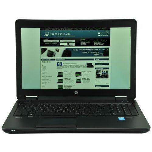 Notebook HP  F0U61EA, pamięć operacyjna [4GB]