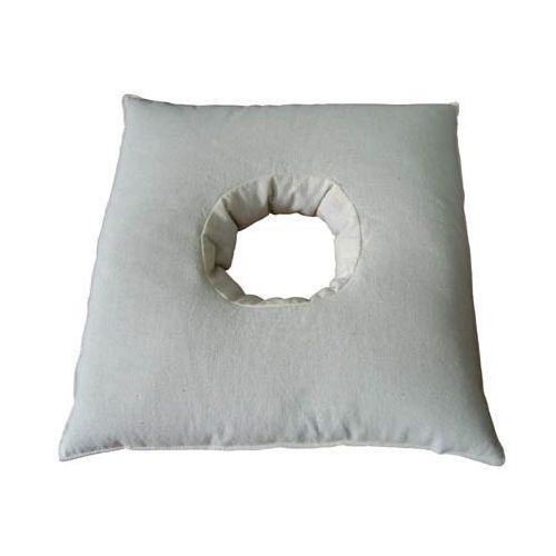 Poduszka z siemienia lnianego pod łokieć / piętę