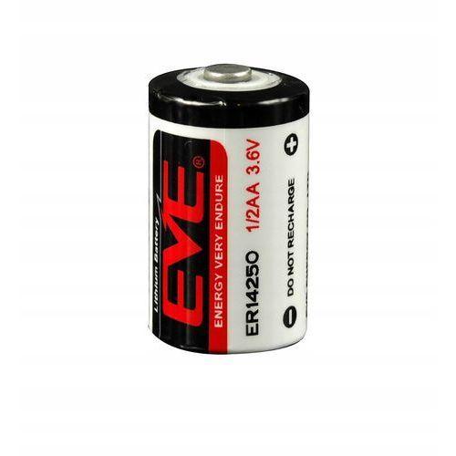 Bateria er14250 1.2ah 3.6v 1/2aa 14.5x25.2mm marki Eve